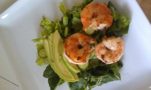 warmshrimpsalad